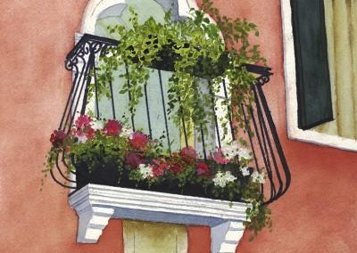 Joan's Balcony