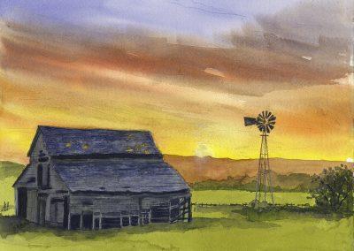 Grammy's Barn